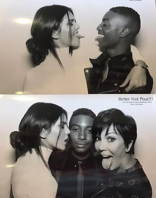 Noël 2014 : Kendall Jenner