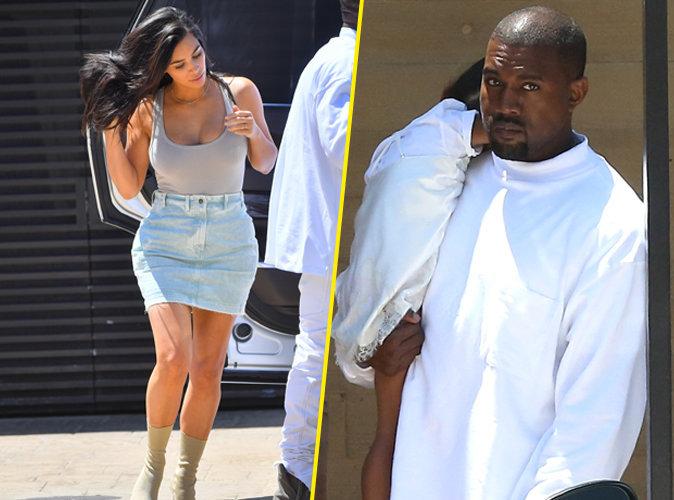 Kim Kardashian : elle a mis le paquet pour la F�te des p�res !
