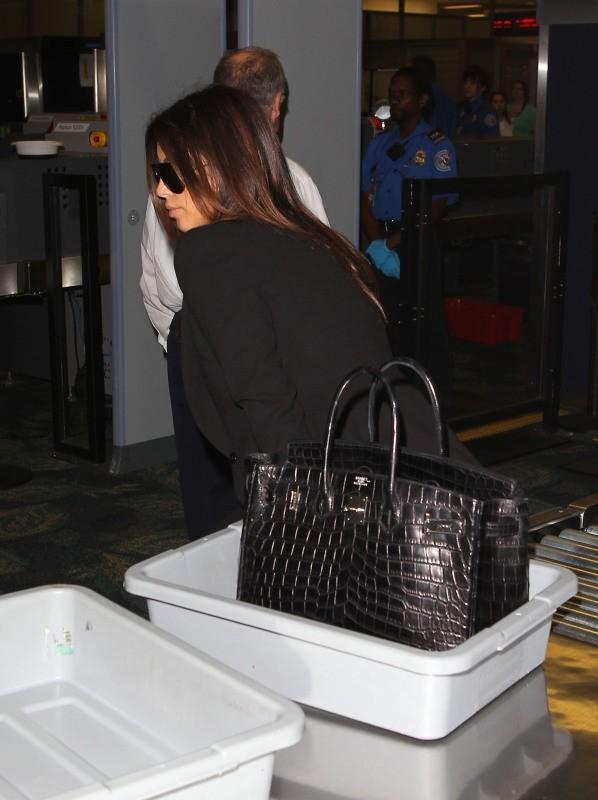 Kim Kardashian, Los Angeles, 27 novembre 2012.