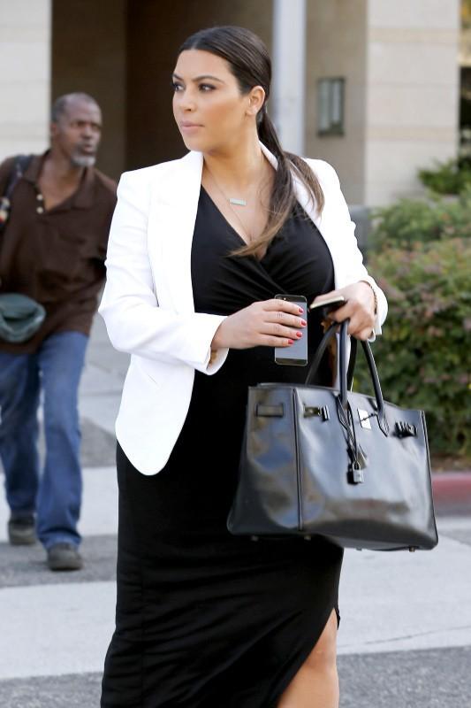 Kim Kardashian le 24 mai 2013 à Los Angeles
