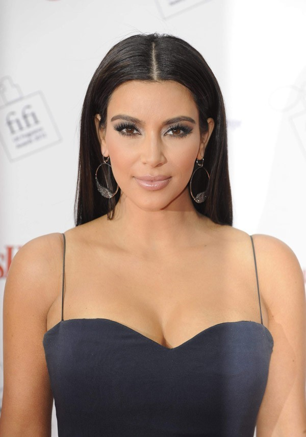 Kim Kardashian aux FIFI UK Fragrance Awards 2012