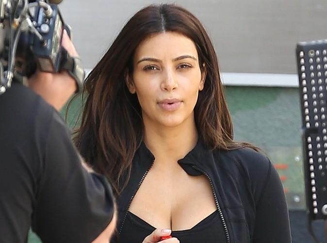 Kim Kardashian : elle s'affiche au naturel pour une virée sportive avec sa copine au fessier XXL, Blac Chyna !