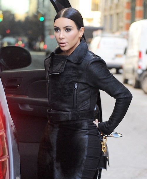 Photos : Kim Kardashian : elle sort le grand jeu à New York !