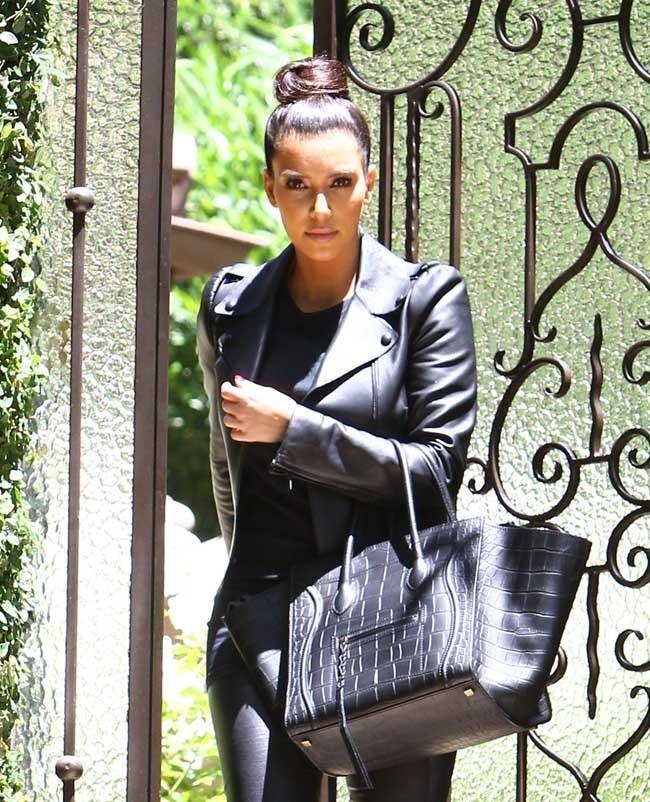 Kim Kardashian le 25 juin 2012 à Los Angeles