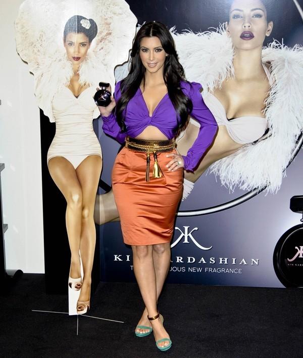 Kim en mode promo !