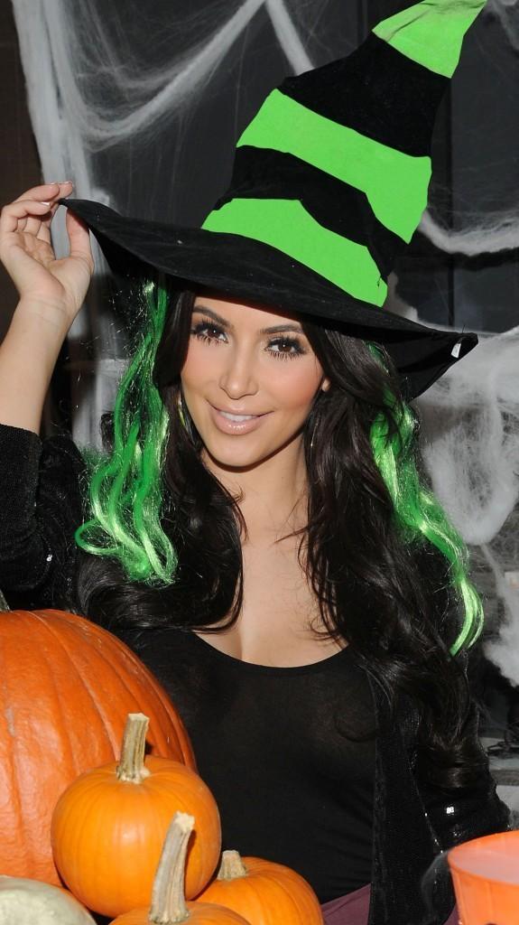 Sacrée sorcière !