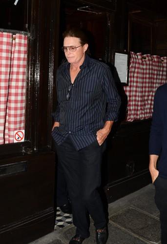 Bruce Jenner à Paris le 22 mai 2014