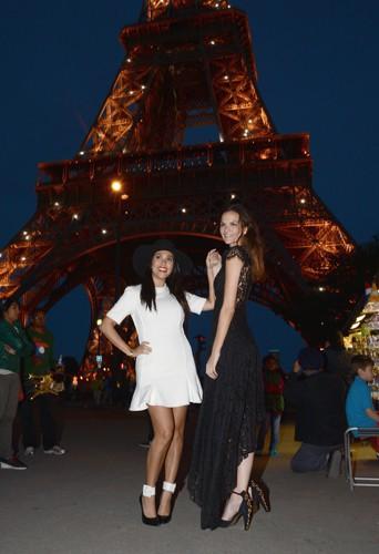 Kourtney Kardashian à Paris le 22 mai 2014