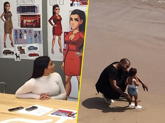Kim Kardashian : entre business et plaisir, il faut choisir !