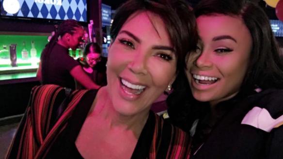 Photos : Kim Kardashian et Blac Chyna s'éclatent ensemble à l'anniversaire de Khloe !