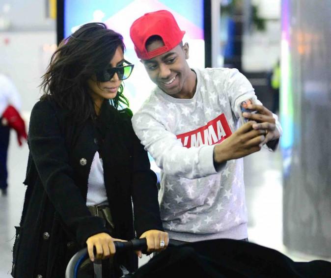 Kim Kardashian et Kanye West : New York les met de bonne humeur !