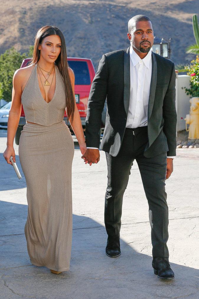 Kim Kardashian et Kanye West : North, une demoiselle d'honneur trop craquante !