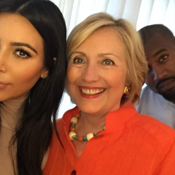 Photos : Kim Kardashian et Kanye West ont choisi leur camp !
