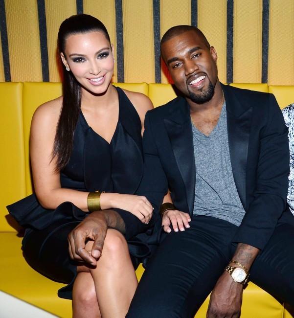 Kim Kardashian et Kanye West : première soirée officielle en tant que couple !
