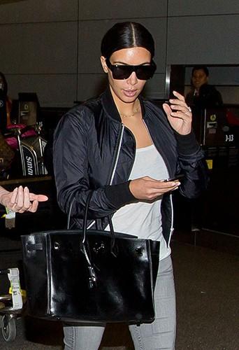 Kim Kardashian à Los Angeles le 10 juillet 2014