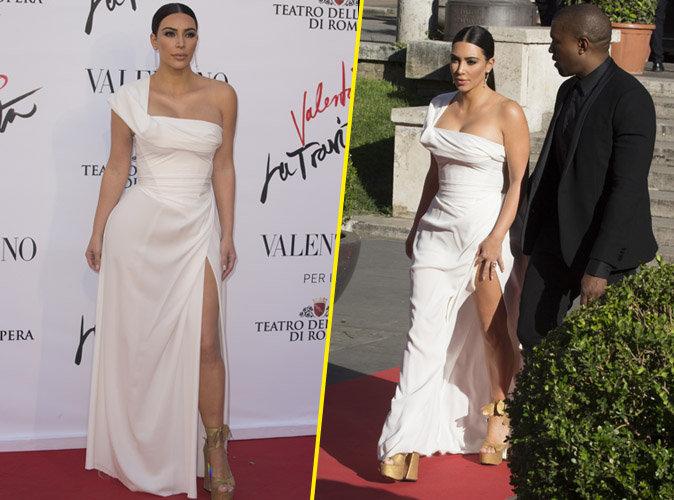 Kim Kardashian fait de l'ombre � Monica Bellucci !