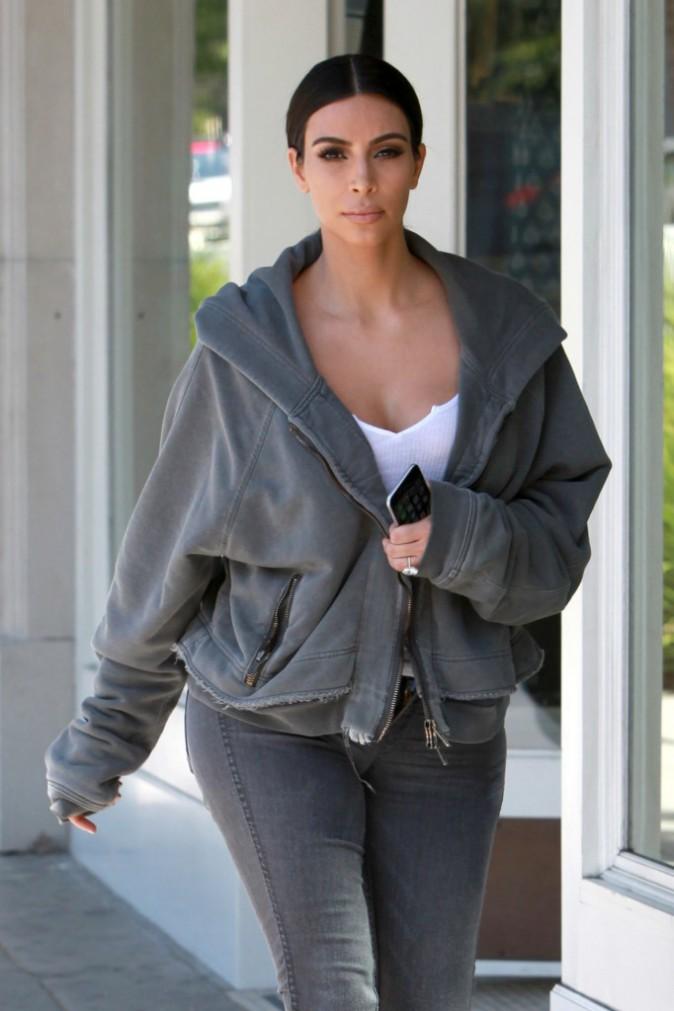 Kim Kardashian le 6 avril 2015