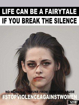 Photos : Kim Kardashian, Kendall Jenner, Angelina Jolies défigurées... la campagne choc !