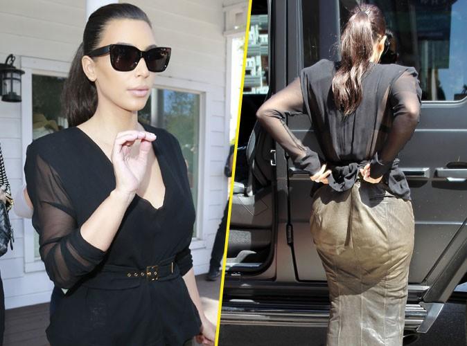 Kim Kardashian : lancée dans un régime drastique, les efforts payent !