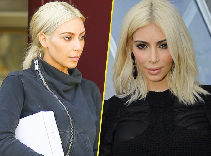 Kim Kardashian : le changement passe aussi par les d�tails !