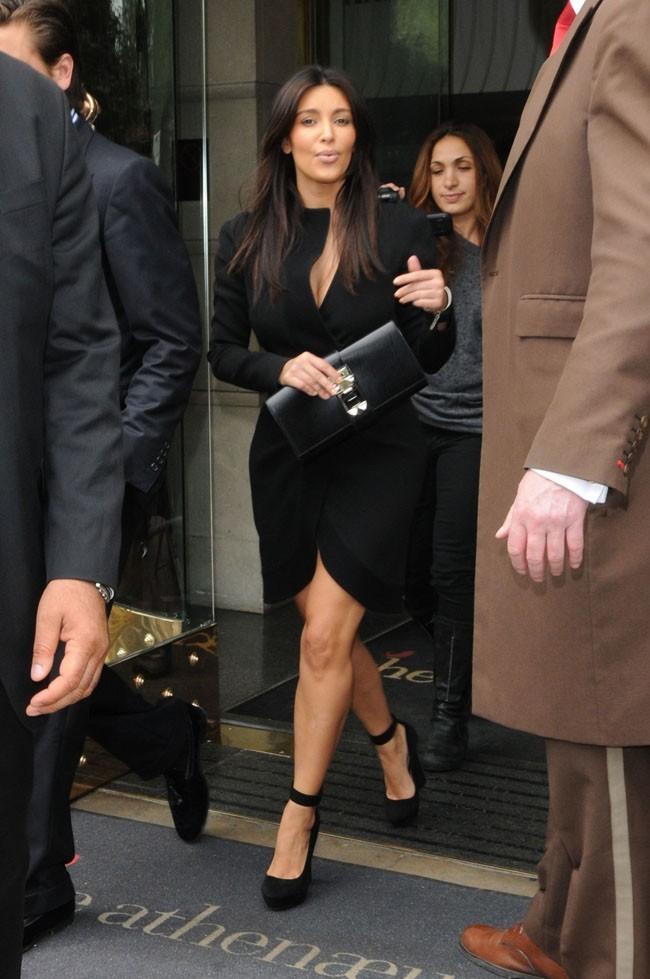 Kim est sexy !