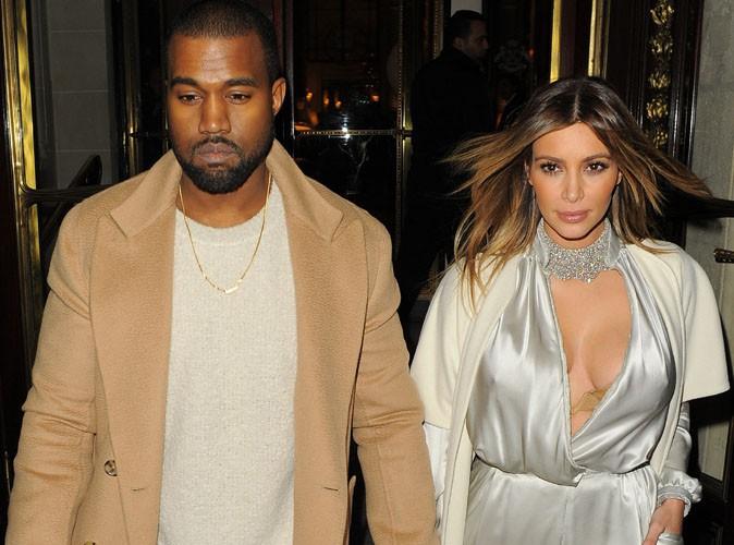 Kim Kardashian : les obus bien en vue pour une nouvelle sortie en amoureux avec Kanye à Paris !