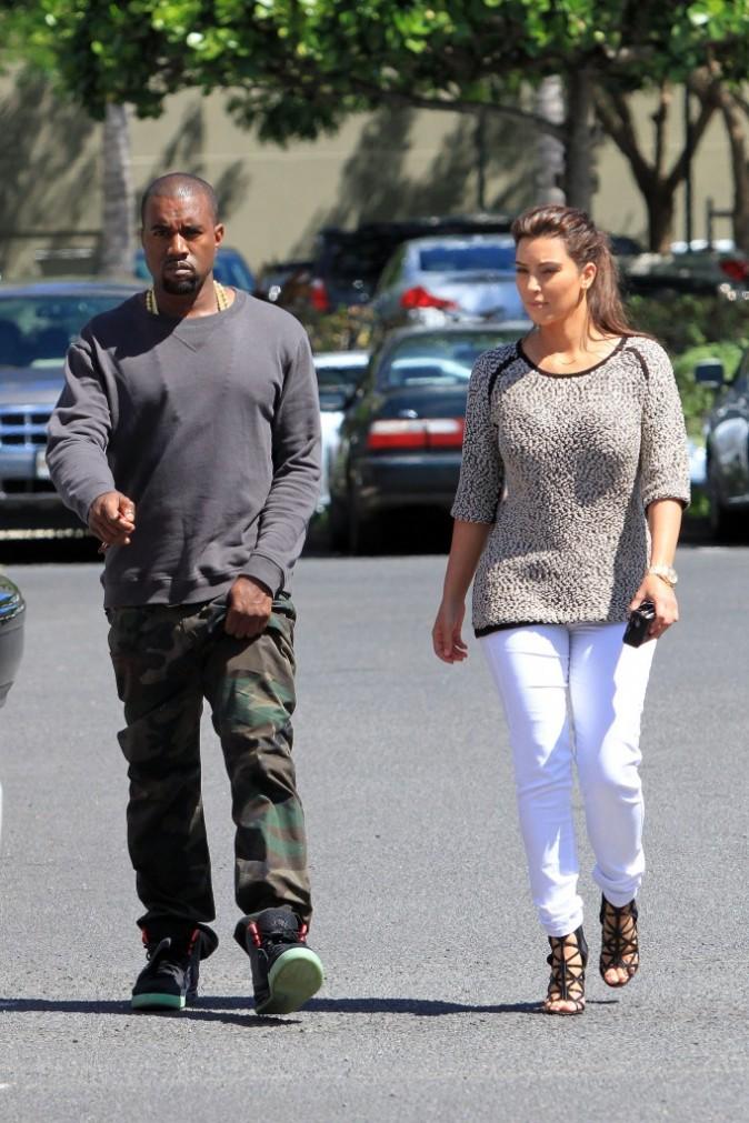Kim Kardashian, Hawai, 11 aout 2012
