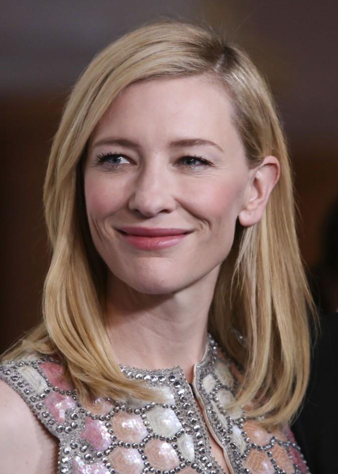 Cate Blanchett en nude