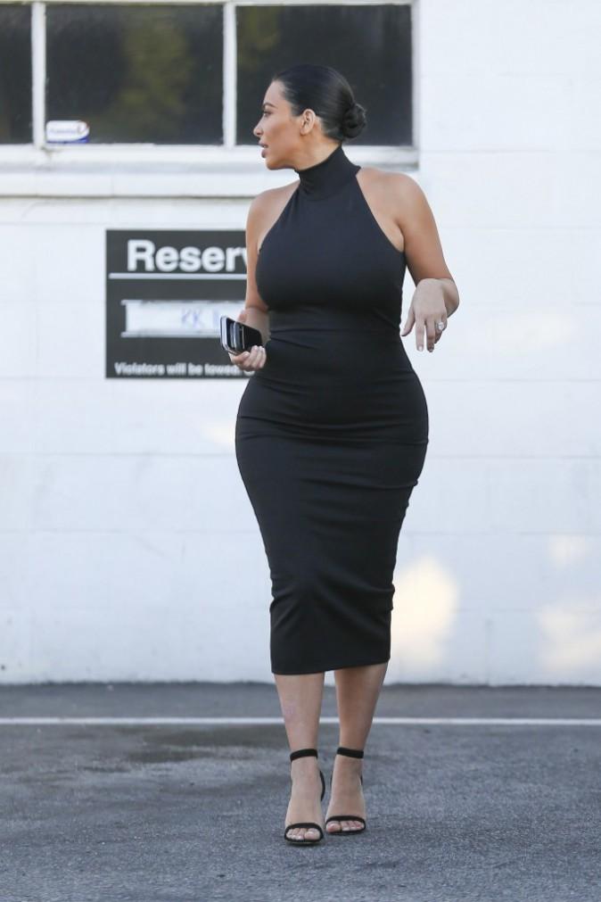 Kim Kardashian le 6 juillet 2015
