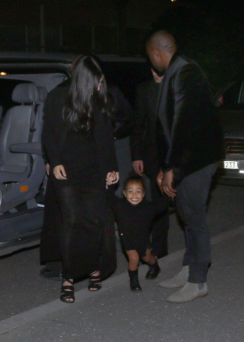 Photos : Kim Kardashian, North et Kanye West : dernière nuit en Arménie mouillée et en apothéose !