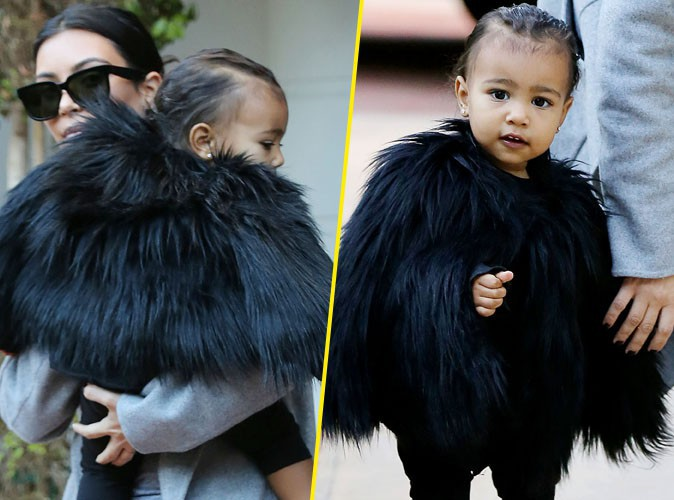 Kim Kardashian : nouvelle apparition en duo avec sa baby girl trop stylée !