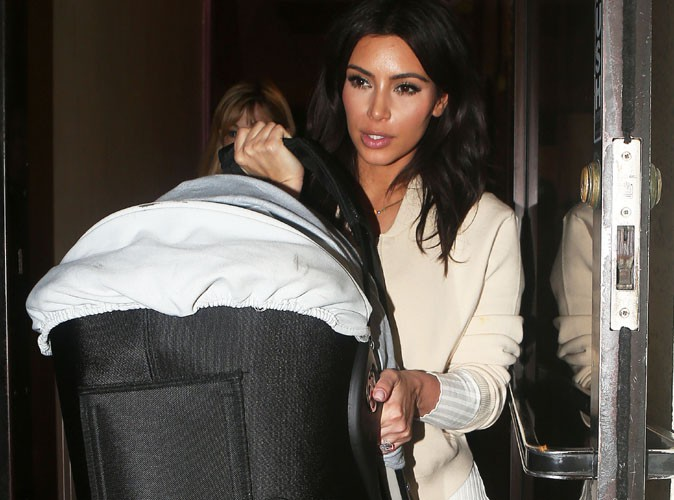 Kim Kardashian : nouvelle réunion de famille, avec North cette fois-ci !