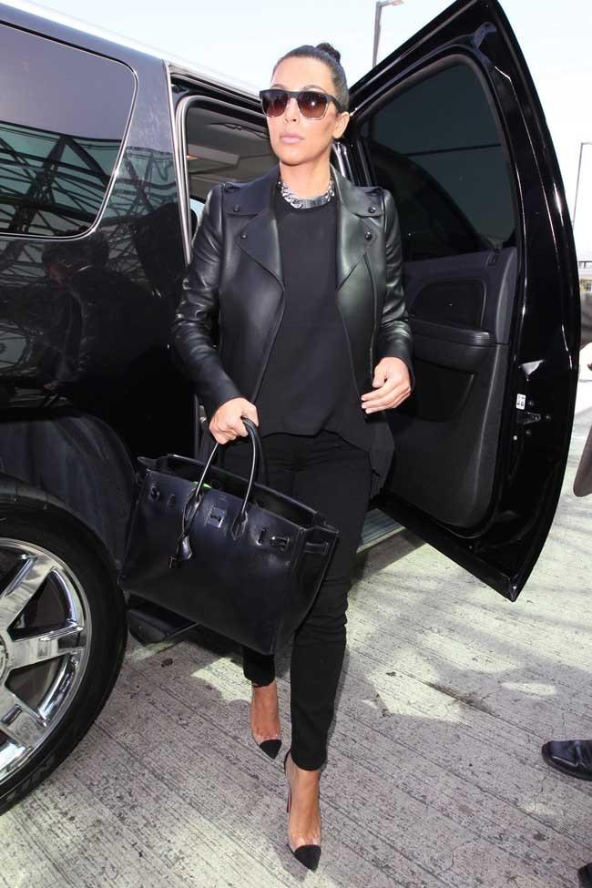Kim Kardashian le 15 mai 2012 à Los Angeles