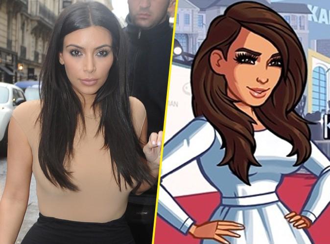 Photos : Kim Kardashian : pas de musique en vue, mais bel et bien un jeu vidéo en préparation !