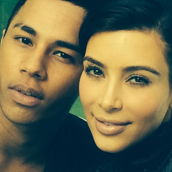 Photos : Kim Kardashian : pour le mariage, ce ne sera pas Versailles mais pas très loin !