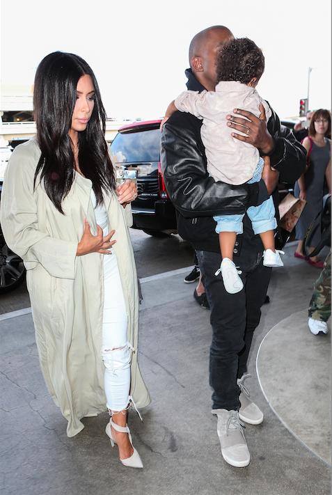 Photos : Kim Kardashian prépare North au grand pèlerinage arménien !
