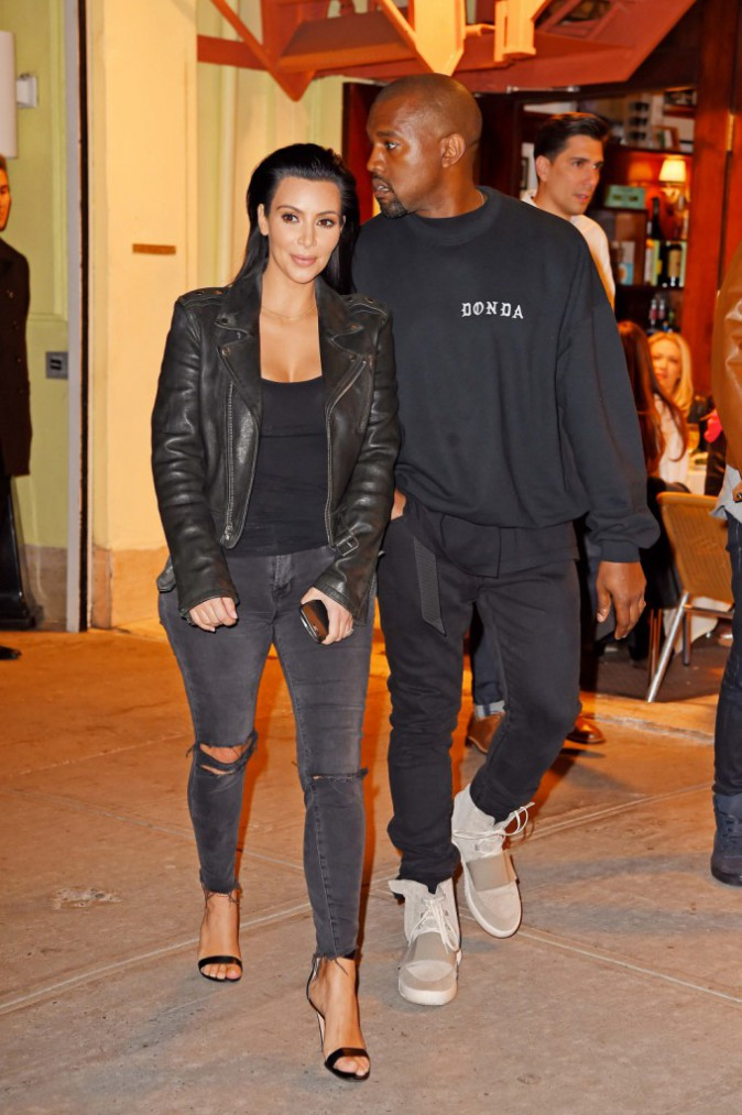 Kim Kardashian le 3 mai 2015