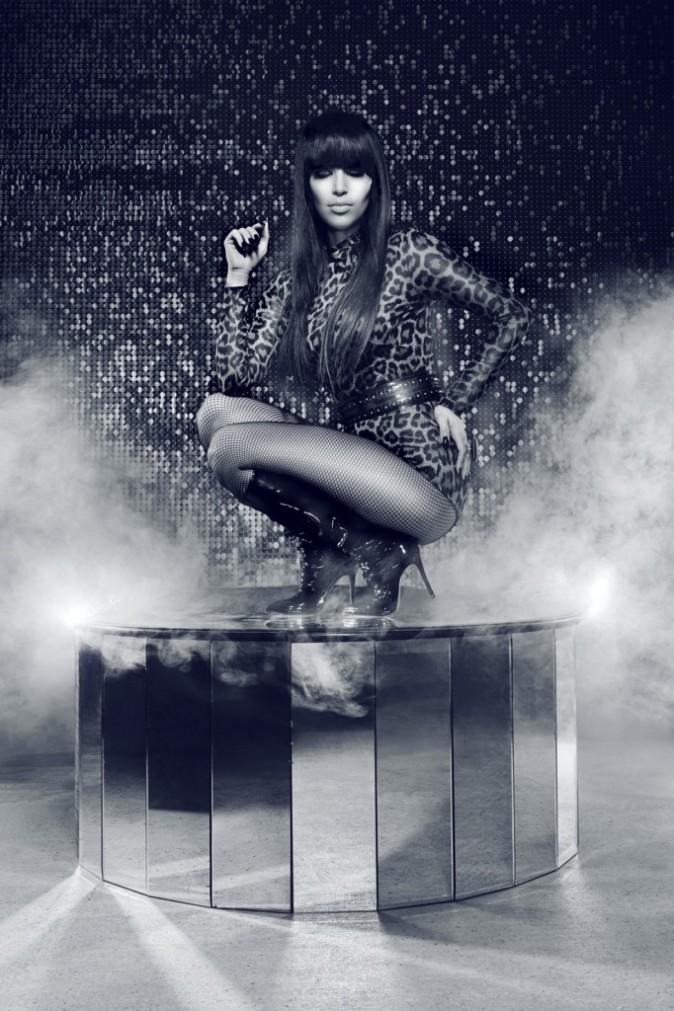 Un faux air de Kim Kardashian, non ?