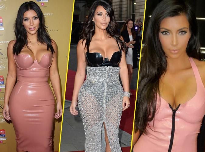 Kim Kardashian : reine du latex... Et �a ne date pas d'aujourd'hui !