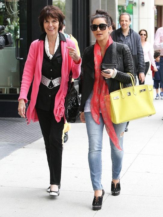 Deux générations de fashionistas !