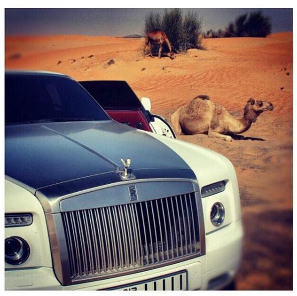 La folle journée de Kim Kardashian à Abu Dhabi
