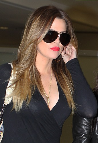 Khloé Kardashian à Miami le 11 mars 2014
