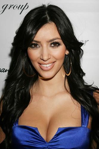 Kim Kardashian en 2007
