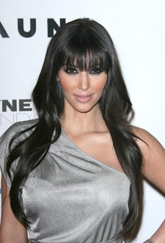 Kim Kardashian en 2008