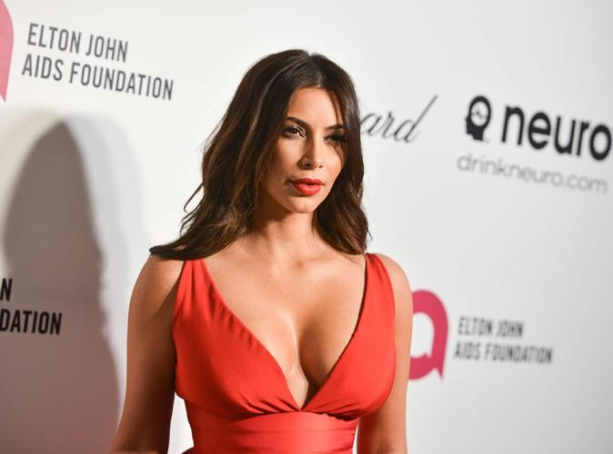 Kim Kardashian à Los Angeles le 2 mars 2014
