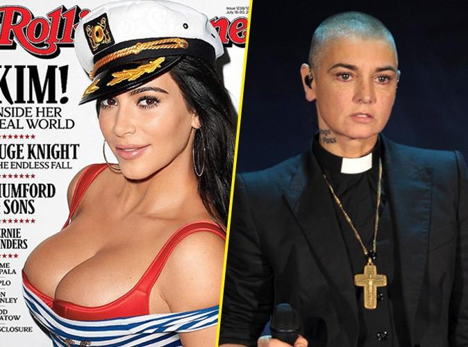 Sinead O'Connor insulte Kim Kardashian