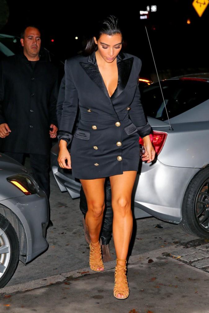Kim Kardashian le 6 novembre 2014