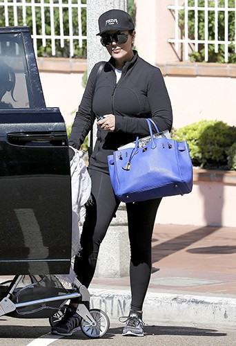 Kris Jenner à San Diego le 23 août 2014