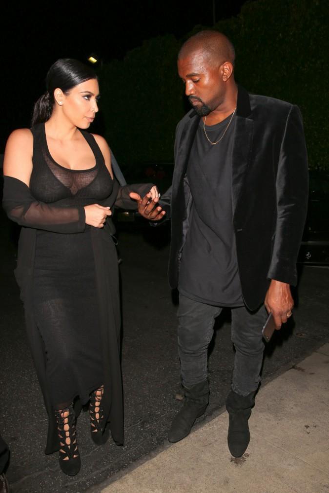 Photos : Kim Kardashian : une grossesse ultra sexy sinon rien !