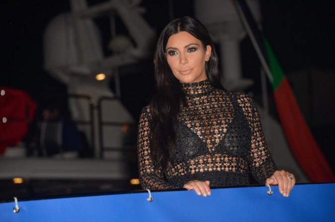 Kim Kardashian le 24 juin 2015